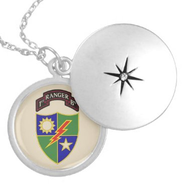 1st Battalion - 75th Ranger Regiment - Necklace