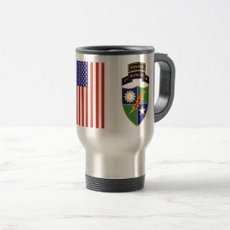 1st Battalion - 75th Ranger Regiment Travel Mug