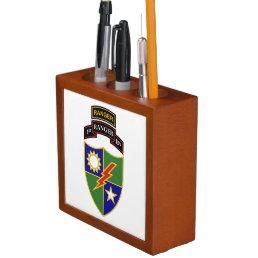 1st Battalion -75th Ranger w/Tab Desk Organizer