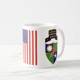 1st Battalion - 75th Ranger w/Tab Mug