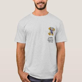 1st Battalion, 8th Infantry(M) Mem... - Customized T-Shirt