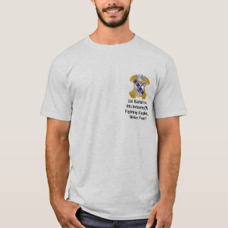 1st Battalion, 8th Infantry(M) Memorial Shirt