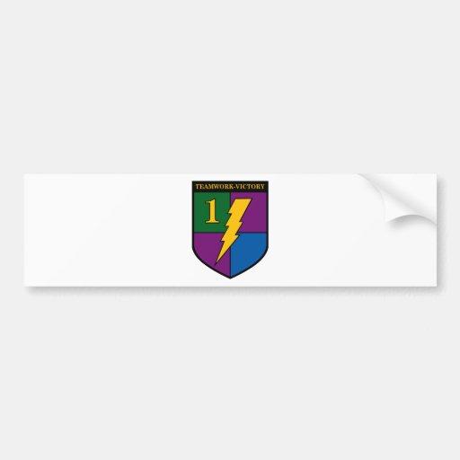 1st Battlefield Coordination Detachment Bumper Stickers