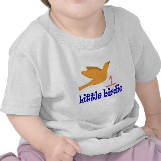 1st birthday bird t shirt