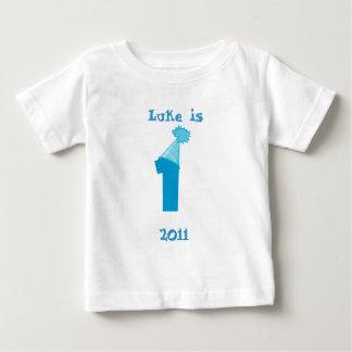1st Birthday - Boy Baby T-Shirt