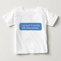1st Birthday Boy Baby T-Shirt