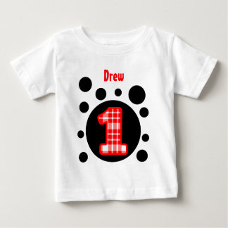 1st Birthday Bubbles One Year Old V10W Tee Shirt