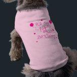 "1st Birthday Dog Tee<br><div class=""desc"">This dog shirt runs VERY small.   It&#39;s my 1st Birthday Shirt for Dogs</div>"