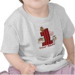 1st Birthday Farm Personalized T-shirt