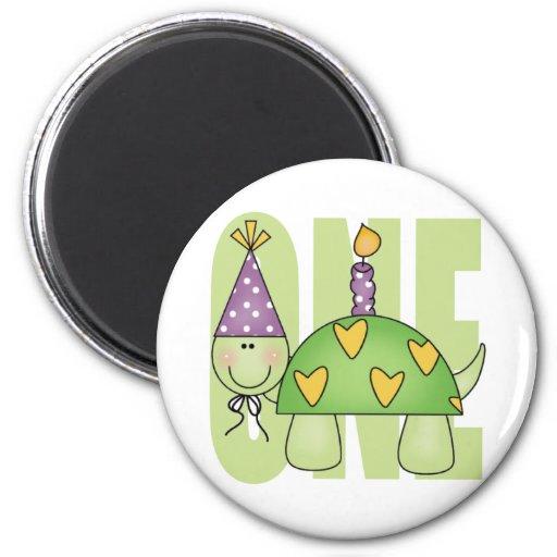 1st Birthday Gift Fridge Magnets