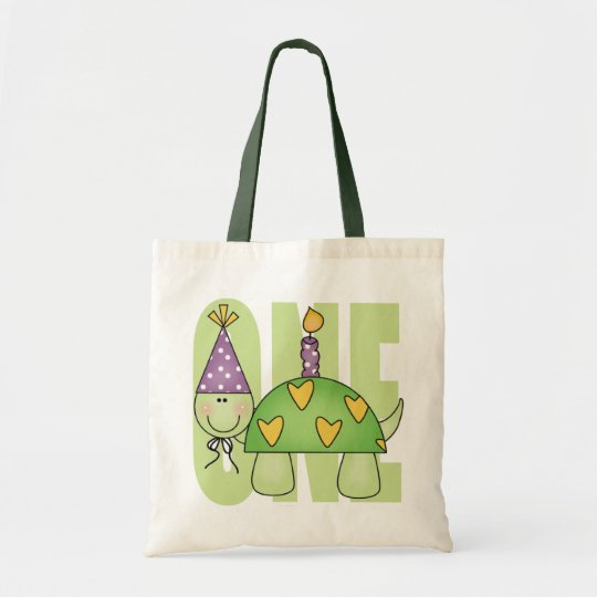 1st Birthday Gift Tote Bag