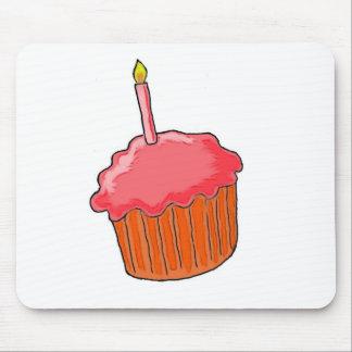 1st Birthday Girl Art Mousepad