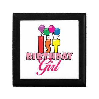 1st Birthday Girl Gift Box