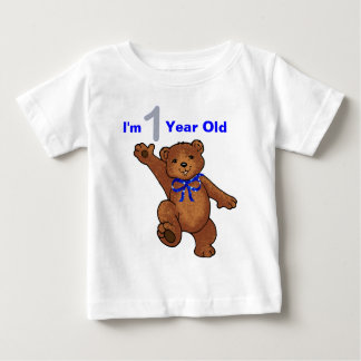 1st Birthday Party Boy Tee Shirt