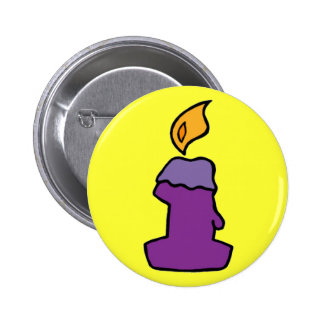 1st Birthday Party Button