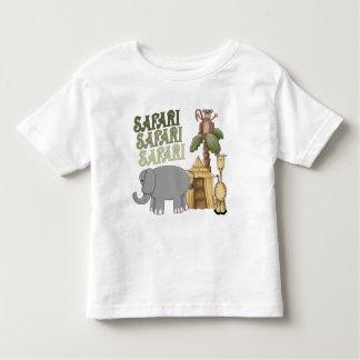 1st Birthday Safari Shirt