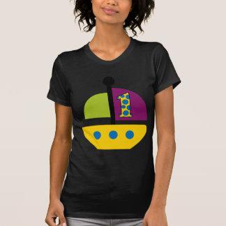 1st Birthday Sailboat T-shirt