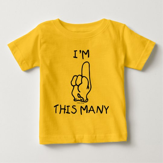 1st Birthday Shirt