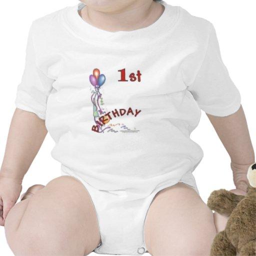 1st Birthday Tshirts