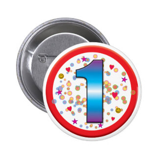 1st Birthday v2 Button