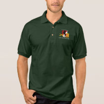 1ST BN 144TH FIELD ARTILLERY POLO SHIRT