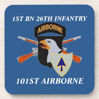 1ST BN 26TH INFANTRY 101ST AIRBORNE COASTERS
