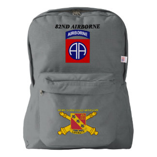 1ST BN 319TH FIELD ARTY 82ND AIRBORNE BACKPACK