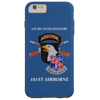1ST BN 327TH INFANTRY 101ST AIRBORNE iPHONE CASE