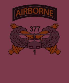 1st Bn 377th AASLT Field Artillery regiment Shirts