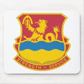 1st BN 70th Armor Division Mouse Pads