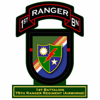 1st Bn, 75th Ranger Regiment - Airborne Cutout