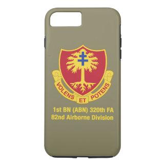 1st BN (ABN) 320th FA iPhone 8 Plus/7 Plus Case