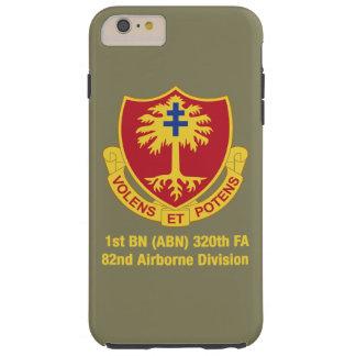 1st BN (ABN) 320th FA Tough iPhone 6 Plus Case