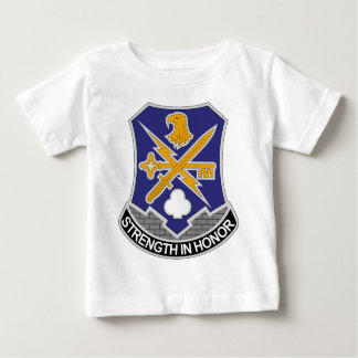 1st Brigade 101st A/B Div Special Troop Btn Baby T-Shirt