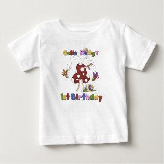 1st Bug Birthday Baby T-Shirt