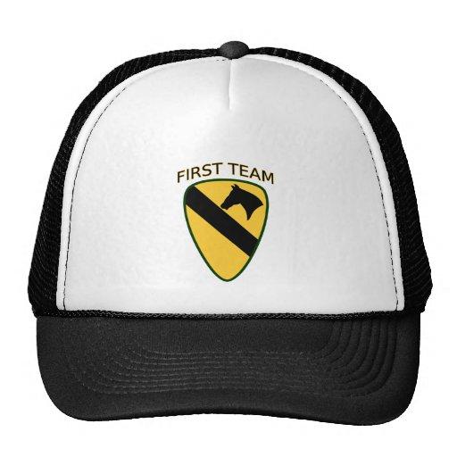 1st Calvary Division Trucker Hat