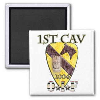 1st Cav 2004 OIF Magnet