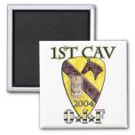 1st Cav 2004 OIF Magnets