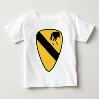 1st CAV color.png Baby T-Shirt