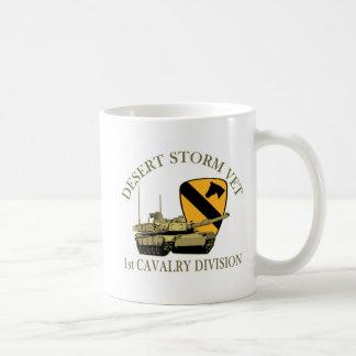 1st Cav Desert Storm Vet Coffee Mug