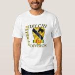 1st Cav DIV VIETNAM VETERAN T Shirt