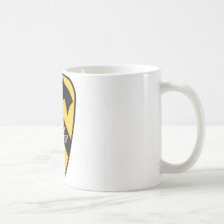1st Cav. Fort Hood Coffee Mug