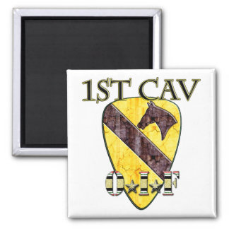 1st Cav OIF Magnet