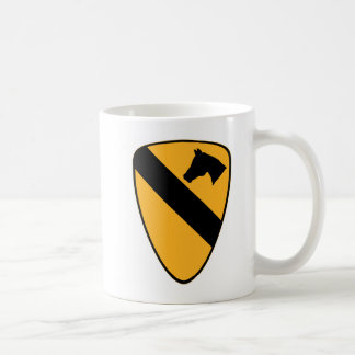1st Cav Patch Coffee Mug