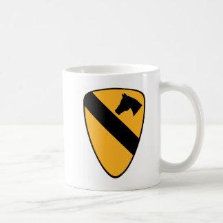 1st Cav Patch Mugs