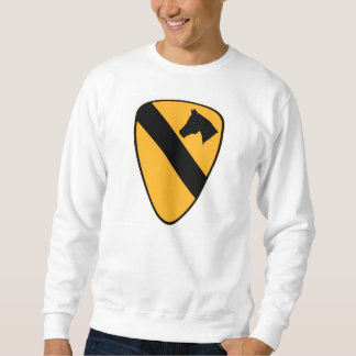 1st Cav Patch Sweatshirt