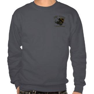 1st Cav Vet - UH60 Blackhawk Pullover Sweatshirts