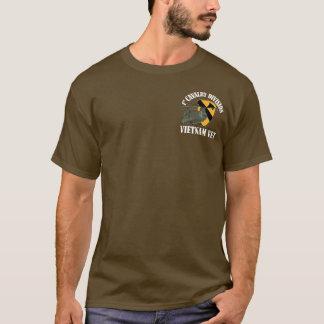 1st Cav Vietnam CH-47 T-Shirt