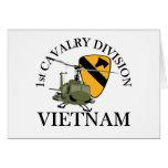 1st Cav Vietnam Vet Card