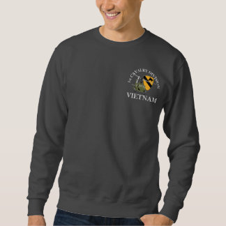 1st Cav Vietnam Vet Sweatshirt
